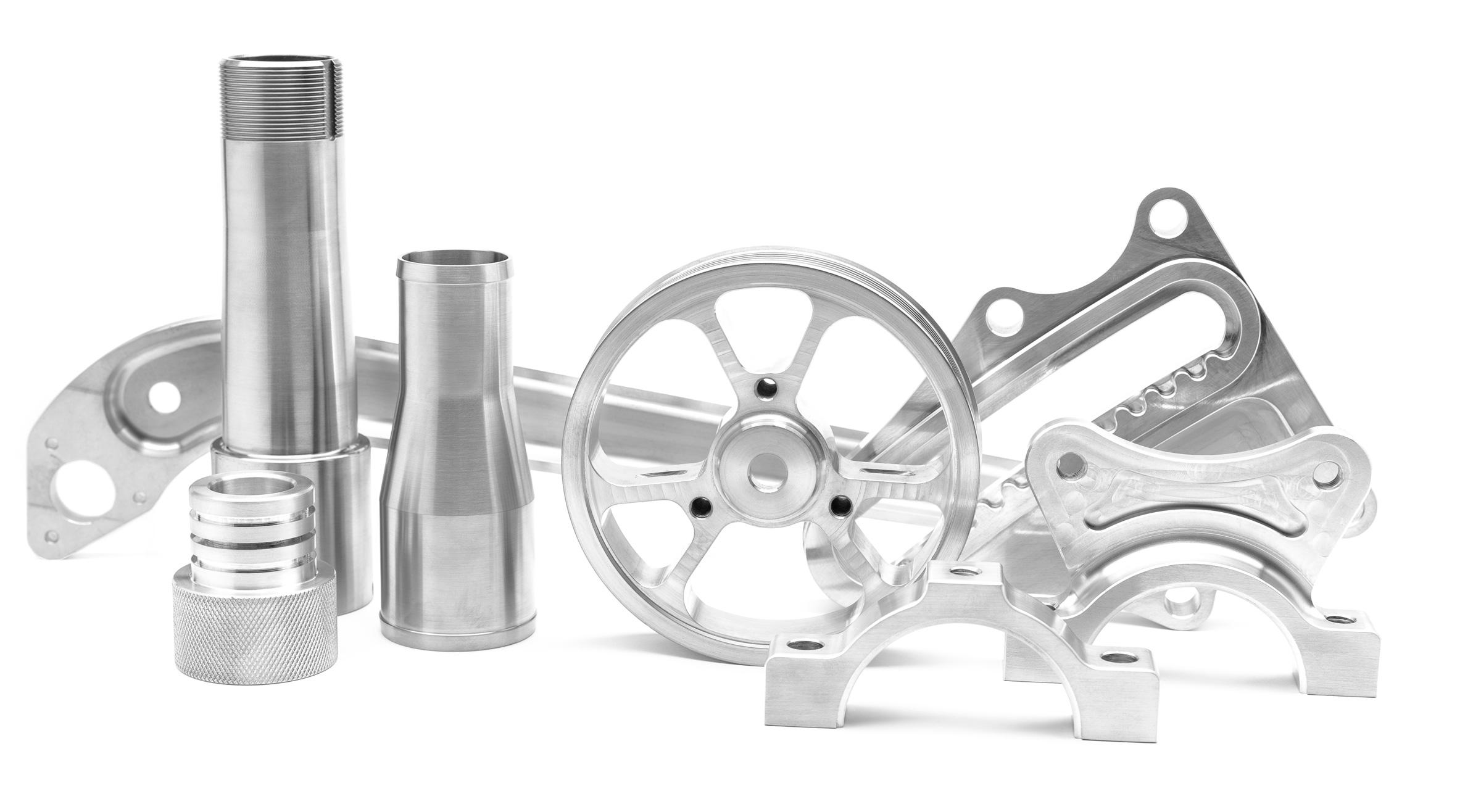CNC Part Design & Development